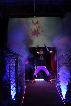 Xtreme Wrestling Alliance 6 Month Thursday Night Throwdown March 16, 2017 Richard Holliday vs. Todd Harris