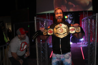 "Xtreme Wrestling Alliance 6 Month Thursday Night Throwdown March 16, 2017 In Ring Promo: XWA Championship ""Miracle"" Mike Bennett, JT Dunn & Anthony Henry"