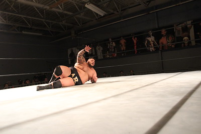 Ace Romero vs. Mike Graca