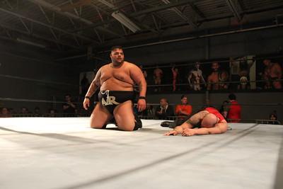 Tripleicious vs. Ace Romero