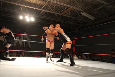 Xtreme Wrestling Alliance Thursday Night Throwdown Straight Trip'n April 20, 2017