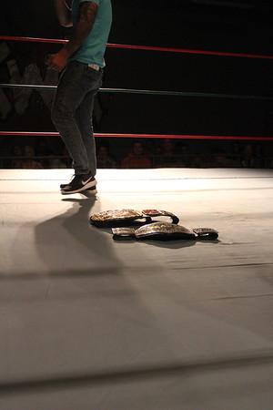 Opening In Ring Promo: The Pheonix, XWA Heavyweight Champion Anthony Henry & David Starr