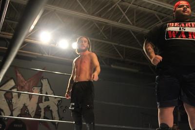 In Ring Promo: JT Dunn