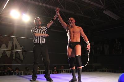 Brett Domino vs. Anthony Catena