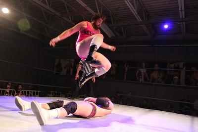 Josh Briggs vs. Beefcake