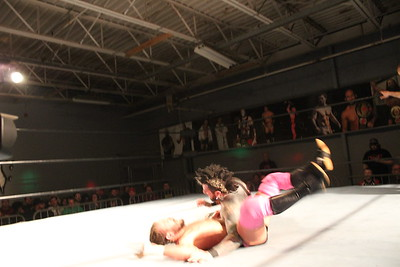 JT Dunn vs. Vinny Marseglia with TK'O Ryan