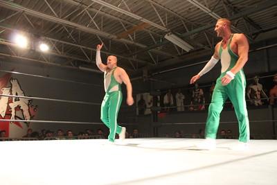 The Fraternity vs. Spirit Squad (Kenny & Mikey)