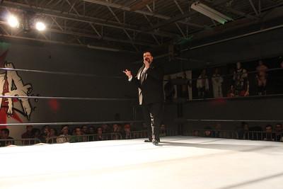 XWA Firebrand Championship Rude Boy Riley vs. Travis Gordon