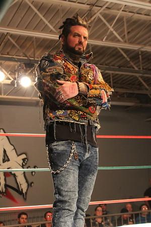 In Ring Promo: XWA Heavyweight Champion Anthony Henry, David Starr, Vinny Marseglia & Kyle The Beast