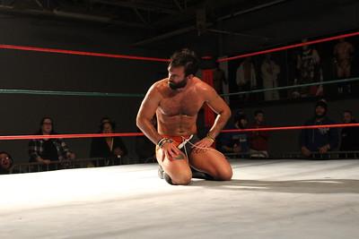 XWA Heavyweight Chanpionship XWA Heavyweight Chanpion Anthony Henry vs. David Starr vs. Vinny Marseglia vs. Kyle The Beast