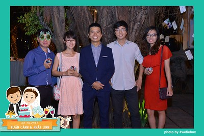 Xuan-Canh-Nhat-Linh-Wedding-by-WefieBox-Photobooth-Vietnam-13