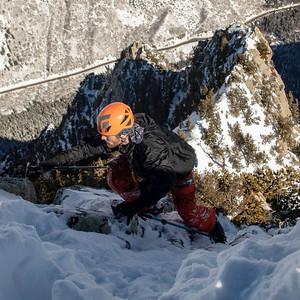 Mountaineer Scramble