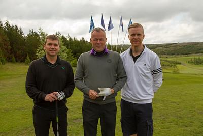 Geir Sigurður Jónsson, Ragnar Bragason og Stefán Halldór Jónsson.