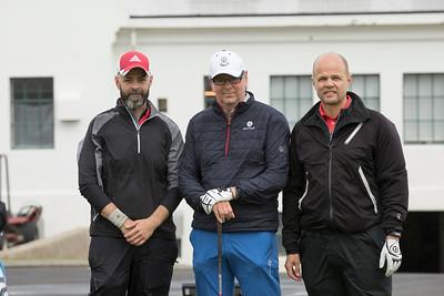 Hjalti Rúnar Sigurðsson, Rúnar Már Jónatansson og Guðmundur Daníelsson.