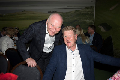 Aron Hauksson og Þorbjörn Guðbjörnsson.