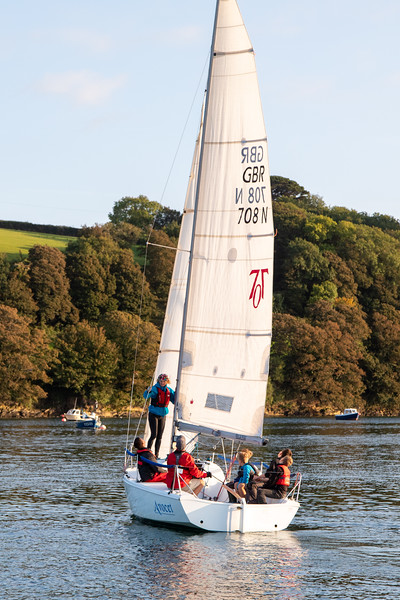 Junior Helm Race 2019