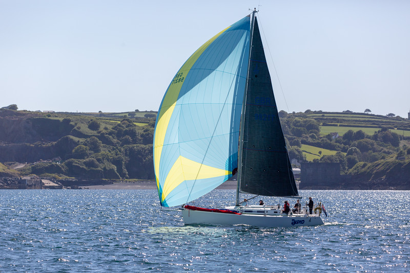 Helford To L'Aber Wrac'h Race 2019