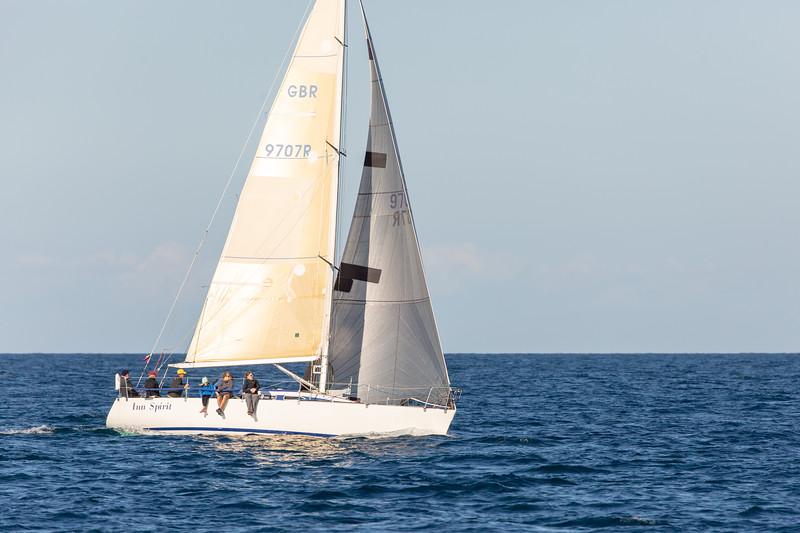 Helford To L'Aber Wrac'h Race 2019