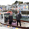 Fowey Harbour Patrol guarantees to give you a good welcome