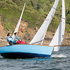 Devon Yawl's enjoying Wednesday night racing in Newton Ferrers