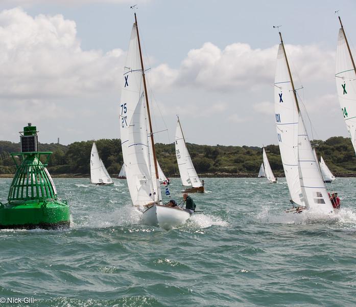 Cowes Week Yacht Racing