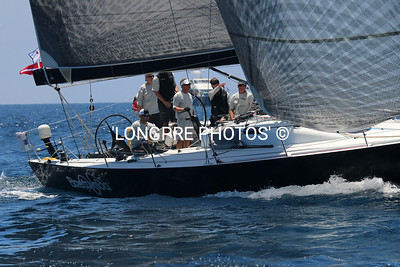 BRETWALDA sailing bye