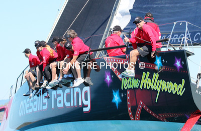 onesails racing - Team Hollywood....THUMBS UP