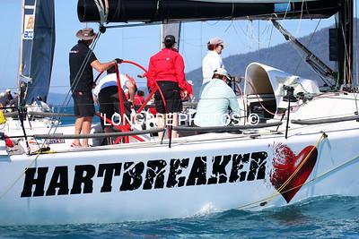 HEARTBREAKER start line