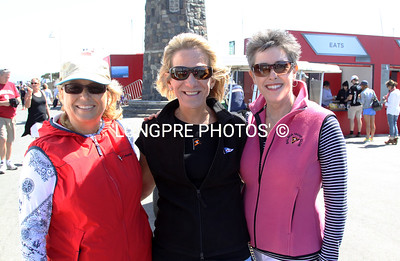 FRIENDS at America's Cup....San Francisco.