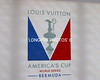 LOGO for this LOUIE VUITTON  America's Cup World Series