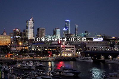 MELBOURNE,Victoria, Australia  Jan. 19, 2011 from Docklands