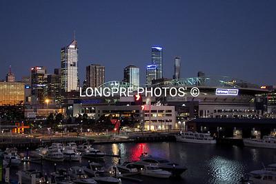 MELBOURNE,Victoria, Australia  Jan. 19, 2011 from Docklands