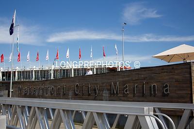 Docklands....WATERFRONT CITY MARINA