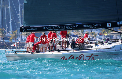 WILD OATS X..in start sequence