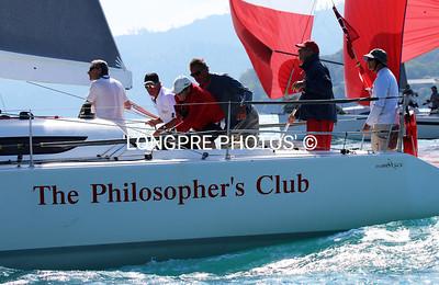 THE PHILOSOPHER'S CLUB.   Sydney 36  CR