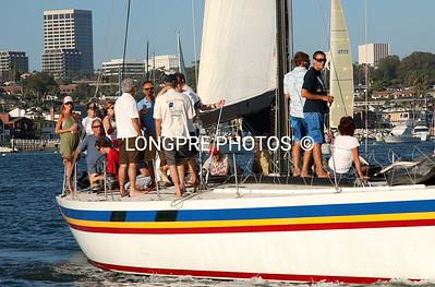 Race boat 'AMANTE'