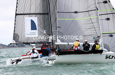 'emma peel' and SCRATCH starting Passage Race