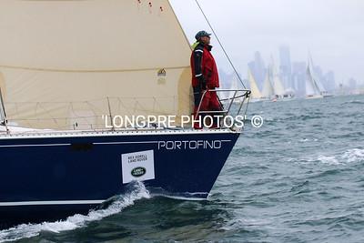 PORTOFINO   bow man.  Passage start. 1-23-16