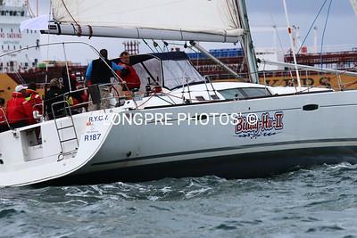 BIDDY-HU-II starting Passage Race