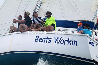 'BEATS WORKING'   Passage Race.  1-26-18