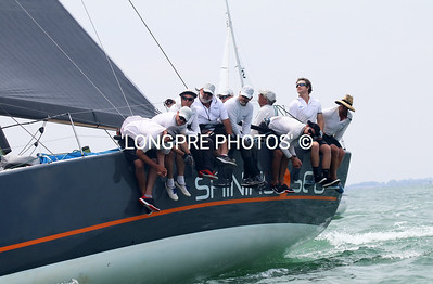 'SHINNING SEA'  crew  IRC class