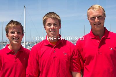 San FRANCISCO YACHT CLUB  Belvedere, CA Scott Buckstaff, Cory Lynch,  James Moody