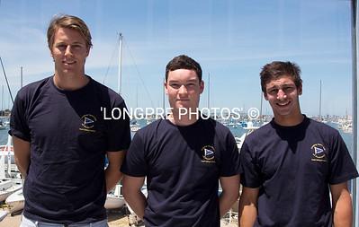CRUISING YACHT CLUB of AUSTRALIA,  Sydney AU Henry Kernot, Jack Breislin,  Matt Stenta
