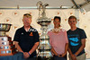 RVYC with AMERICA'S CUP