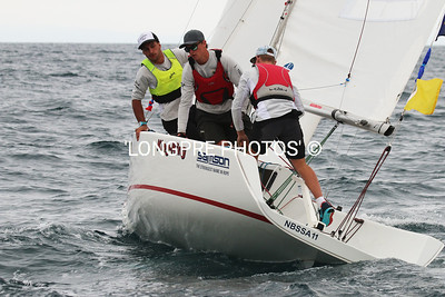 CYCA   looking aft/  Race Day 1