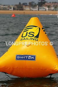 U.S. Sailing buoy