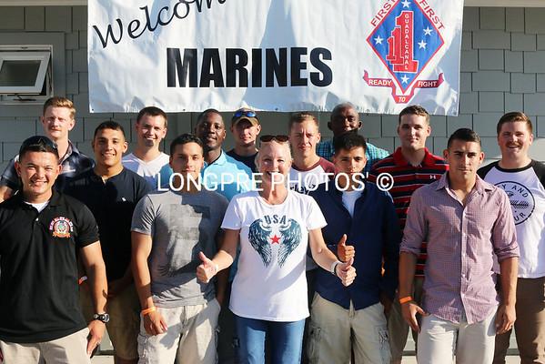 US MARINE'S Racing BEER CAN'S..Balboa Yacht club