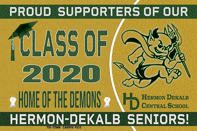 Hermon-DeKalb School SUPPORTER