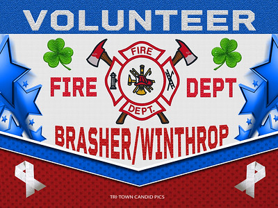 FIRE DEPT  TRI-TOWN VOLUNTEER - Stars