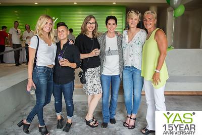 YAS Fitness Centers' 15 Year Anniversary.  www.Go2YAS.com.  Photo by www.VenicePaparazzi.com